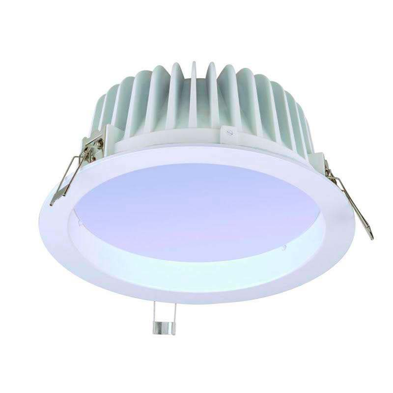 Downlight Led CRONOS BOL 27W, Blanco cálido